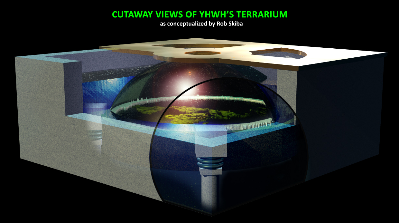 YHWH Terrarium