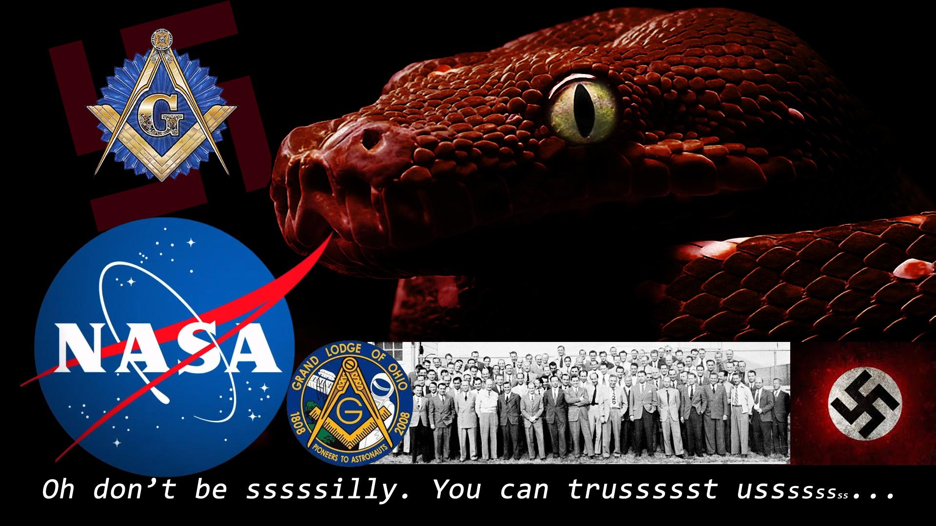 Trust NASA?